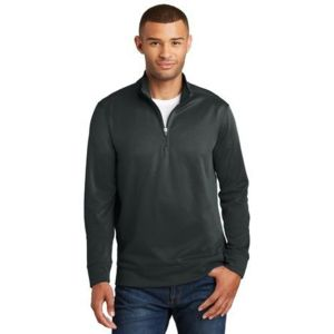 Performance Fleece 1/4 Zip Pullover Sweatshirt Thumbnail