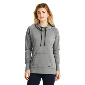 ® Ladies Tri Blend Fleece Pullover Hoodie Thumbnail