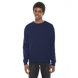 Unisex Flex Fleece Drop Shoulder Pullover Crewneck Thumbnail